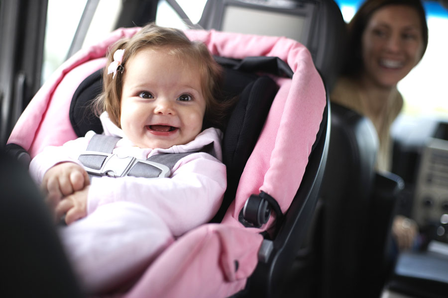 SAFETY TIPS: Child Safety Seats