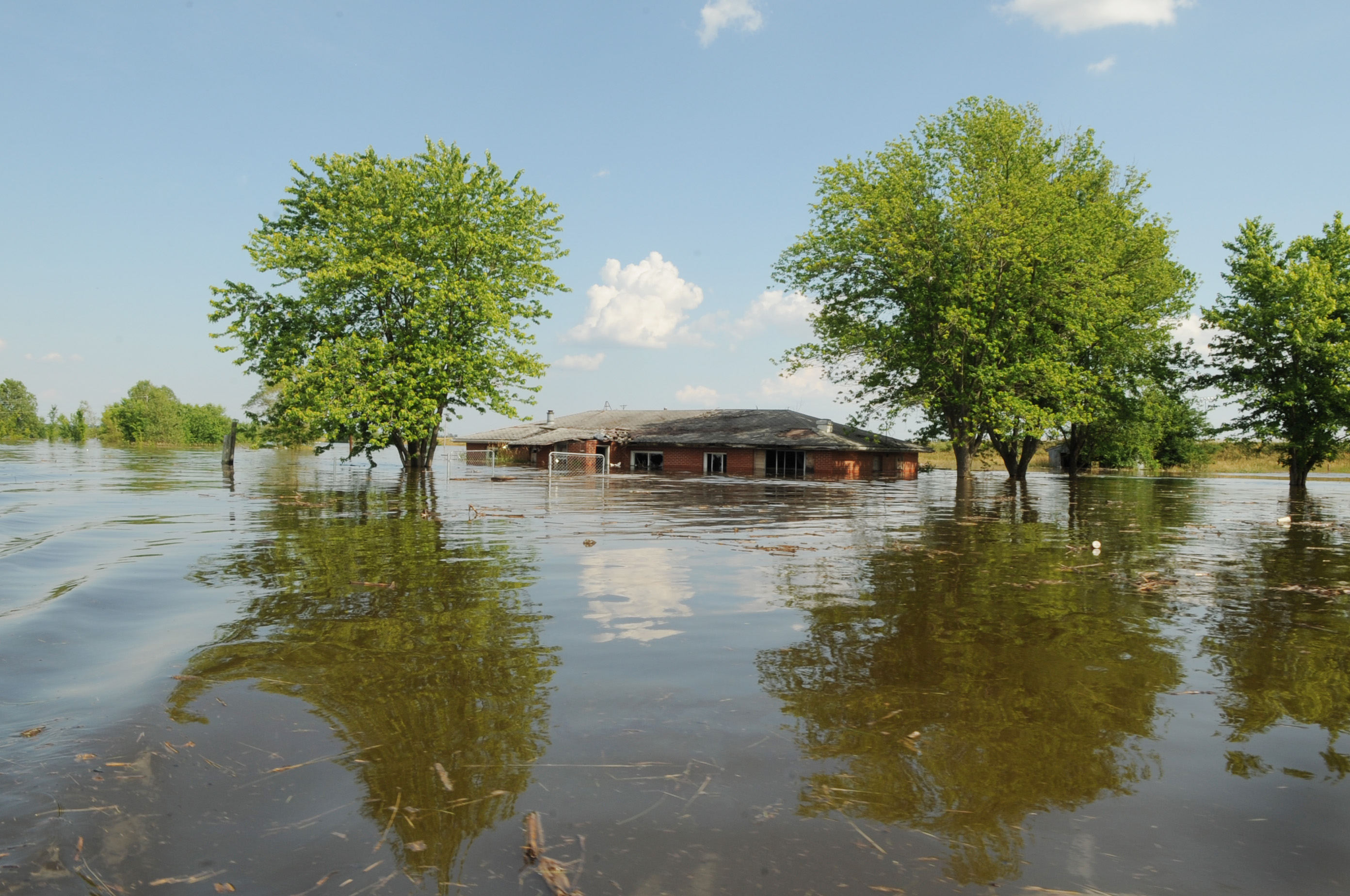 Safety Tips for Staying in Flooded Homes