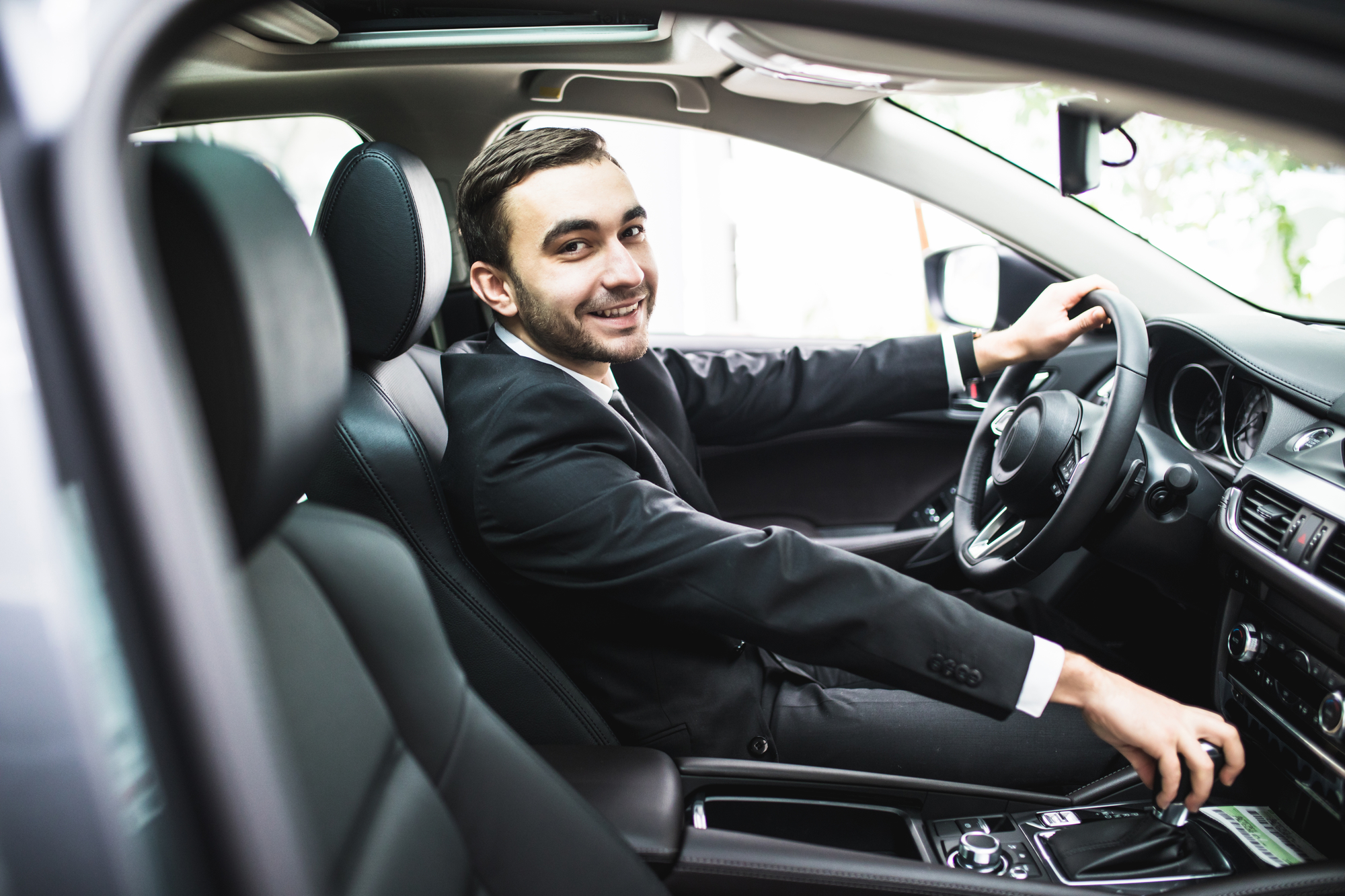Driving for Uber? Get This Type of Insurance