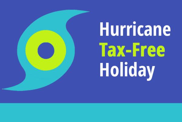 Hurricane Tax-Free Holiday